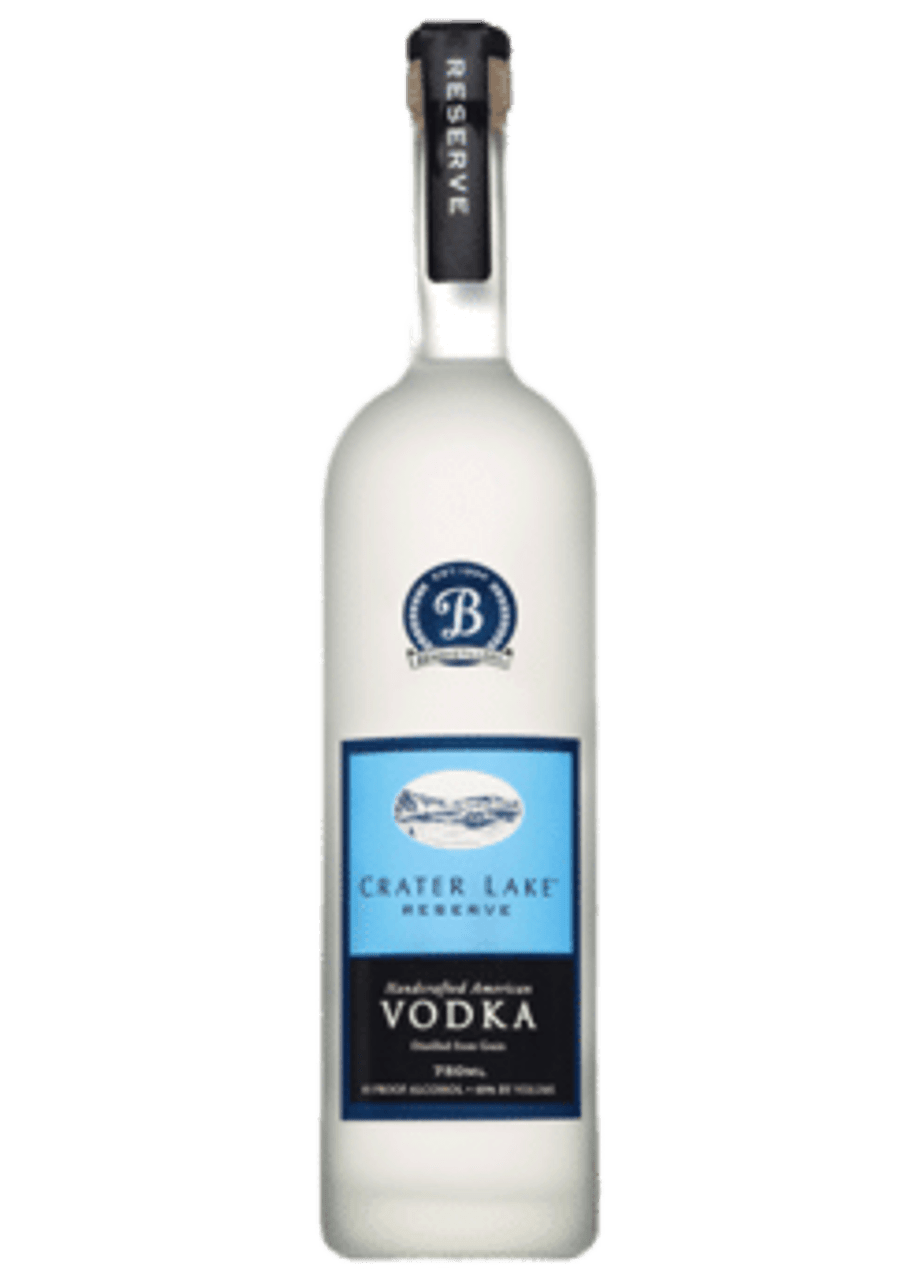 Crater Lake Reserve Vodka 750ml