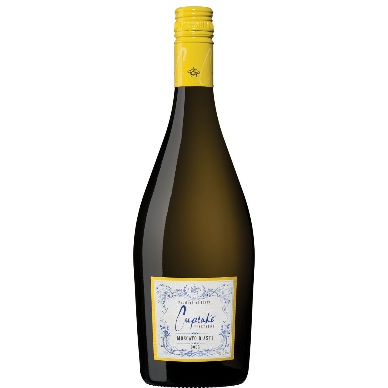 Vibrant and expressive with dominant floral notes and hints of bright fruit flavors -- including peach, tropical fruits and lychee -- this wine is soft and luscious. Just a hint of fine effervescence tickles the palate and balances the sweetness.