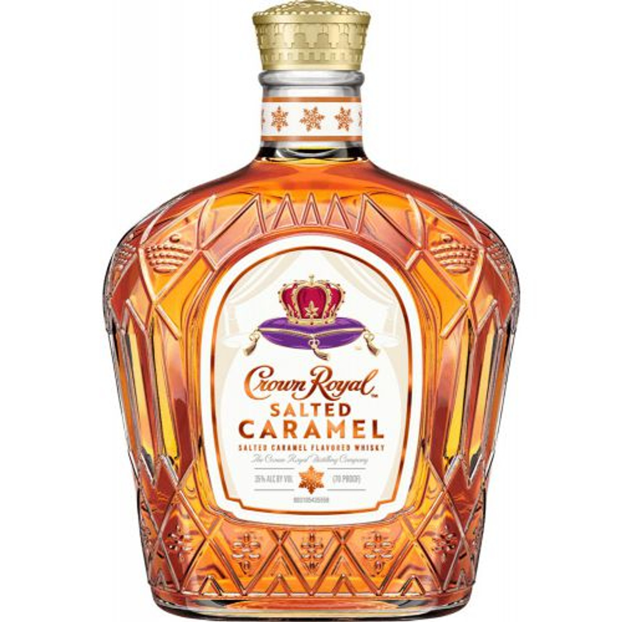 A blend of the finest Canadian whiskies, carefully selected by our Master Blenders and infused with the subtly salty-sweet taste of indulgent salted caramels – imparting lush, creamy notes that perfectly compliment the richness of Crown Royal Whisky