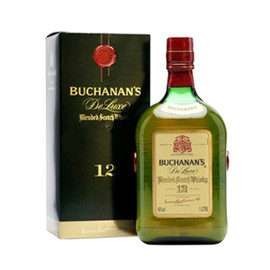 Buchanans 12 Year Blended Scotch Whisky 1.0L