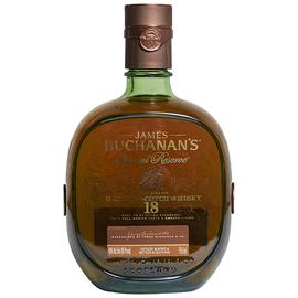 Buchanans 18 Year Blended Scotch Whisky 750ml
