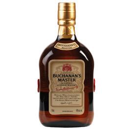 Buchanans Master Blended Scotch Whisky 750ml