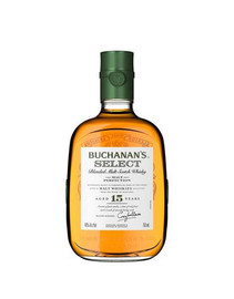 Buchanans Select 15 Year Blended Scotch Whisky 750ml