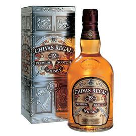 Chivas Regal 12 Year Blended Scotch Whisky 1.75L