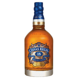 Chivas Regal 18 Year Blended Scotch Whisky 750ml