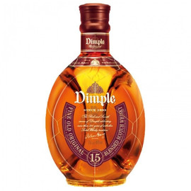 Dimple Pinch 15 Year Blended Scotch Whisky 750ml