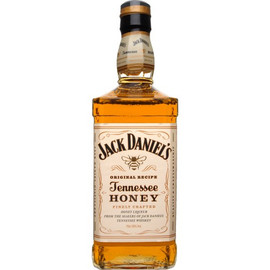A blend of Jack Daniel's Tennessee Whiskey and a unique honey liqueur of our own making, for a taste that's one-of-a-kind and unmistakably Jack. With hints of honey and a finish that's naturally smooth, Jack Daniel's Tennessee Honey offers a taste of the unexpected.