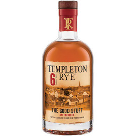 Templeton Rye 6 Year Bourbon 750ml