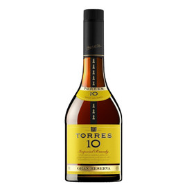 Torres 10 Year Brandy 750ml