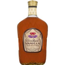 Crown Royal Vanilla Canadian Whisky 1.75L