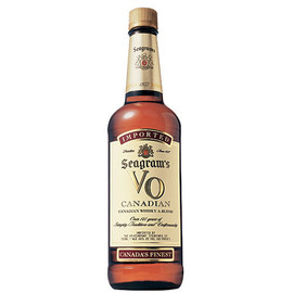 Seagrams VO Canadian Whisky 750ml
