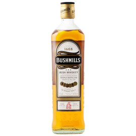 BUSHMILLS® ORIGINAL is a smooth and versatile triple distilled blend. An approachable whiskey which has been matured in both bourbon and sherry casks resulting in fresh fruit and vanilla notes.