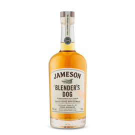 The Blender's Dog is a whiskey that celebrates the art of marrying whiskeys. A superbly balanced, complex Irish whiskey that delivers butterscotch sweetness with a prickle of spice and tannins. Making whiskey requires a fair deal of science, but blending is an art.