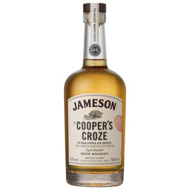 The Cooper's Croze - part of the Whiskey Makers Series - is an Irish Whiskey that celebrates the craft of our Head Cooper, Ger Buckley. It honours his mastery at selecting, repairing and maintaining the treasured casks at our Midleton distillery and the tools he uses to do so.