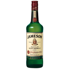 Jameson Irish Whiskey is a blended Irish whiskey. What's that we hear you say. Well first we take the best of pot still and fine grain whiskeys. Then we triple distil them - not because we have to because we want to as it gives it its signature smoothness. Finally, we age them in oak casks for a minimum of 4 years.