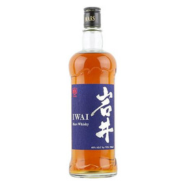 Japan's highest distillery at 800 meters in Miyata village in Nagano Prefecture, situated between the north and south Alps of Japan. Mars Shinshu distillery was founded in 1985 by Hombo Shuzo Ltd. The tasting notes are sweet with fruit flavors like pear, and quince.
