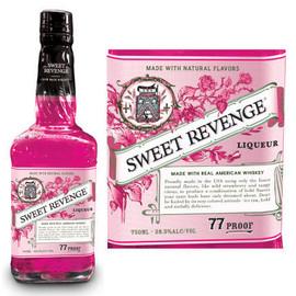 Sweet Revenge Liqueur 750ml