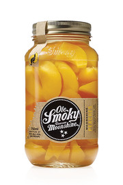 Ole Smoky Peaches Moonshine 750ml