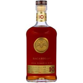 Bacardi Gran Reserva 10 Year Rum 750ml