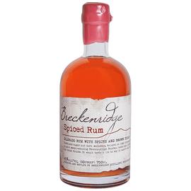 Breckenridge Spiced Rum 750ml