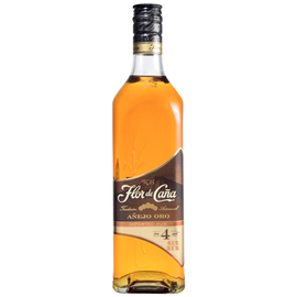 Flor De Cana 4 Year Gold Rum 750ml