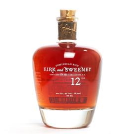 Kirk And Sweeney 12 Year Rum 750ml