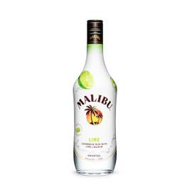 Malibu Lime Rum 750ml