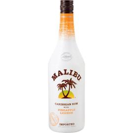 Malibu Pineapple Rum 750ml
