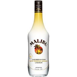Malibu Tropical Banana Rum 750ml