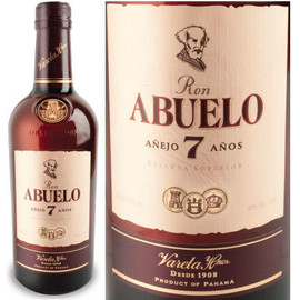 Ron Abuelo 7 Year Rum 750ml