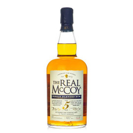 The Real Mccoy 5 Year Rum 750ml