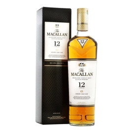 Firm, crisp and sweet, Macallan 12 Year Old Sherry Oak is a sherry cask aged dram with a wonderfully sweet nose with notes of sultana, apple blossom and some floral notes too. The palate has some sherry sweetness with notes of freshly made pastries, marmalade, sultanas, fruit peels and some barley sugar.