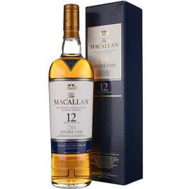 Macallan 12 Year Double Cask Single Malt Scotch Whisky 750ml