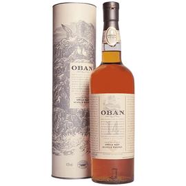 Oban 14 Year Single Malt Scotch 750ml