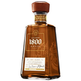 Using 100% Weber Blue Agave, picked at their peak - anywhere from 8-12 years old - Anejo is aged in French Oak barrels for a minimum of 14 months. Its finish is described as spicy and well rounded with flavors of toasted oak, vanilla and butterscotch. This deep, luxurious tequila is ideal for sipping.