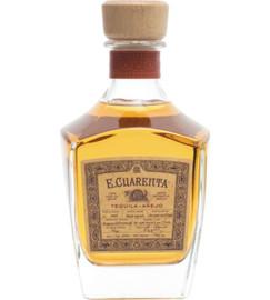 E.Cuarenta Anejo Tequila 750ml