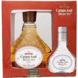 Campo Azul Reposado Tequila Gift 750ml
