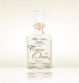 Cava De Oro Silver Tequila 750ml