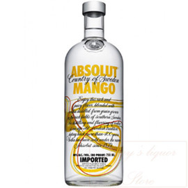 Our first tropical flavor inspired by the Alphonso mangoes, also known as the King of Mangoes, made a royal entrance. This sweet flavored vodka has added a splash of summer to drink lovers all around the world.