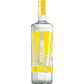 New Amsterdam Lemon Vodka 750ml