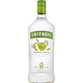 Smirnoff Green Apple Vodka 1.75L