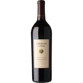 Cakebread Benchland Select 2013