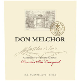 Don Melchor Cabernet 15