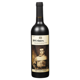 This medium bodied, deep red blend is bold with strong fruit flavors and hints of sweet blackberry. Well-balanced with medium tannins, this wine would pair well with poultry or pasta dishes.