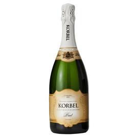 Korbel Brut Champagne 750ml