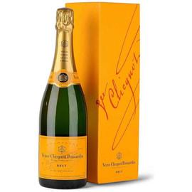 Veuve Clicquot Brut Yellow Champagne 750ml