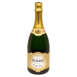Korbel Extra Dry Champagne 750ml