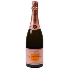 Veuve Clicquot Rose Champagne 750ml