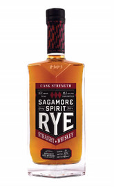 Sagamore Straight Rye Whiskey Cask Strength