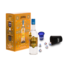 Let the party begin with your Jugando Spirits kit and get to know one of the 12 available games we have for you.